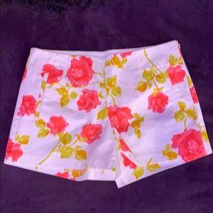 Ann Taylor Shorts - Floral Print - Size 6